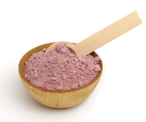 argilla rosa immagine