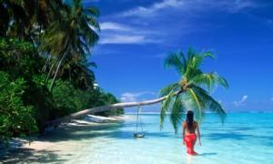 Parto stressato torno rilassato. Atolli esotici a caccia di silenzio e privacy